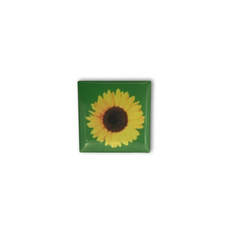 Hidden Disability Pin Badge - Sunflower Pin Badge