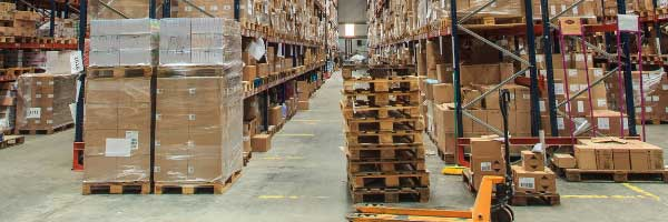 About Us - Warehouse Image