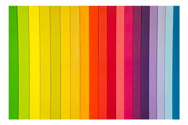 Colour Finder - Rainbow Image