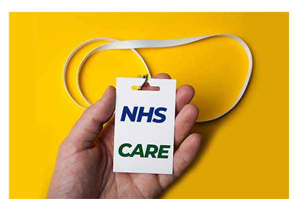 NHS & Care Lanyards