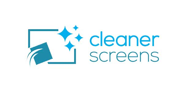 Cleaner Screens Logo