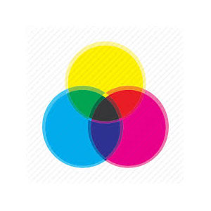 Spot Colours Icon