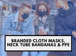 Cloth Face Masks & Bandanas Graphic