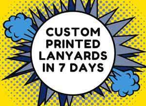 Custom Lanyards Graphic