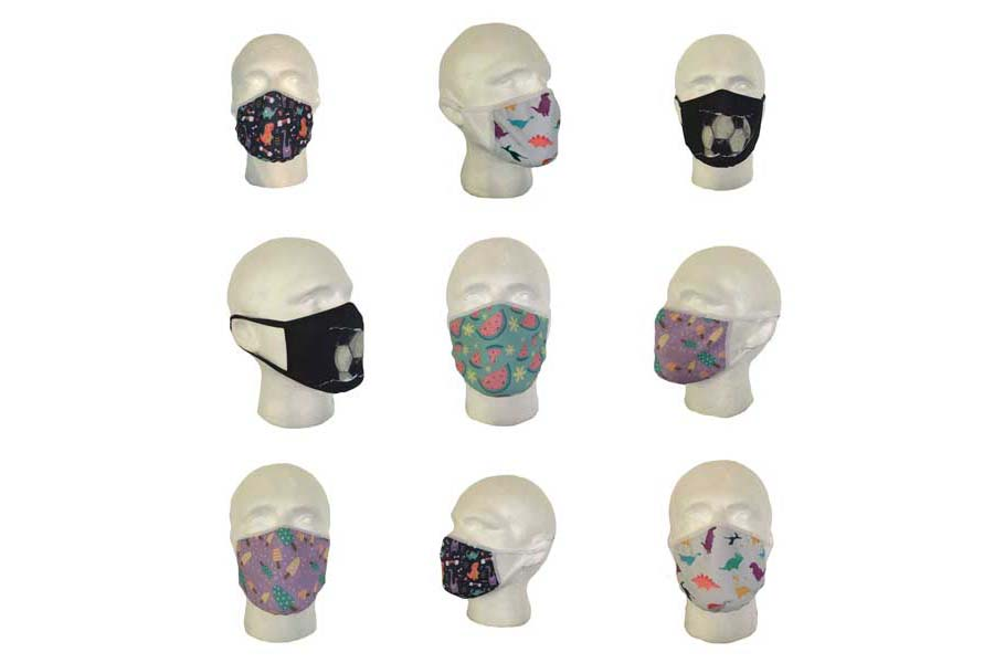 Children's Cloth Face Masks