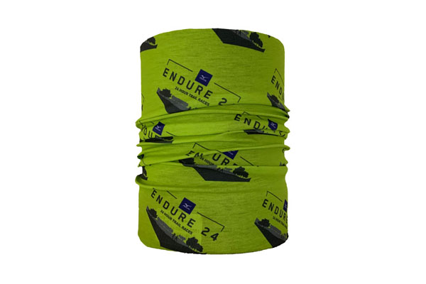 Double Layer Neck Tube Bandana