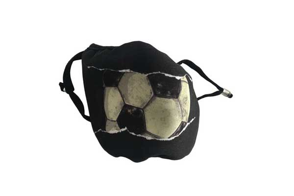 Football Cloth Face Mask