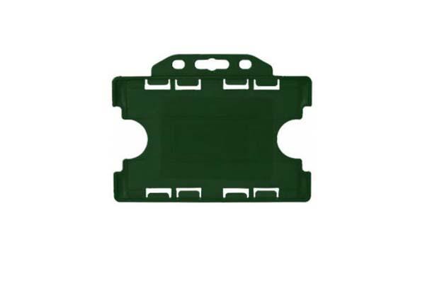Green ID Card Holder