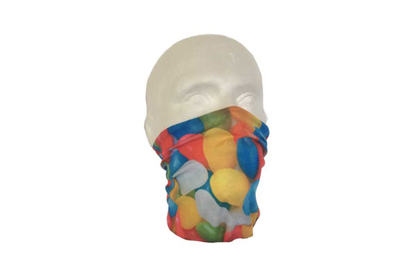 Jelly Beans Neck Tube Banadana