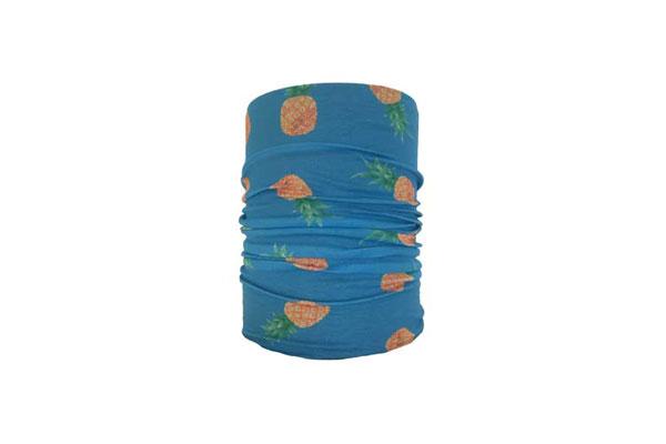 Pineapple Neck Tube Bandana
