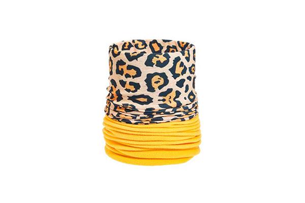 Fleece Lined Neck Tube Bandana