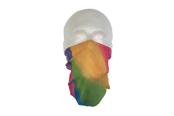 Rainbow Neck Tube Bandana
