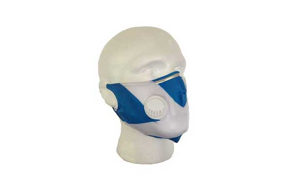 Saltire Cloth Face Mask