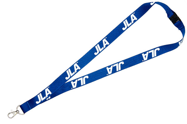 Custom Screen Printed Lanyard