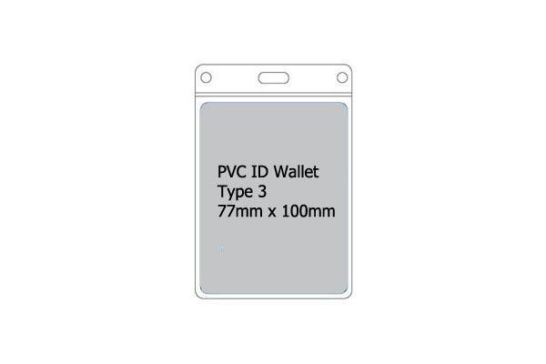 Type 3 PVC Wallet